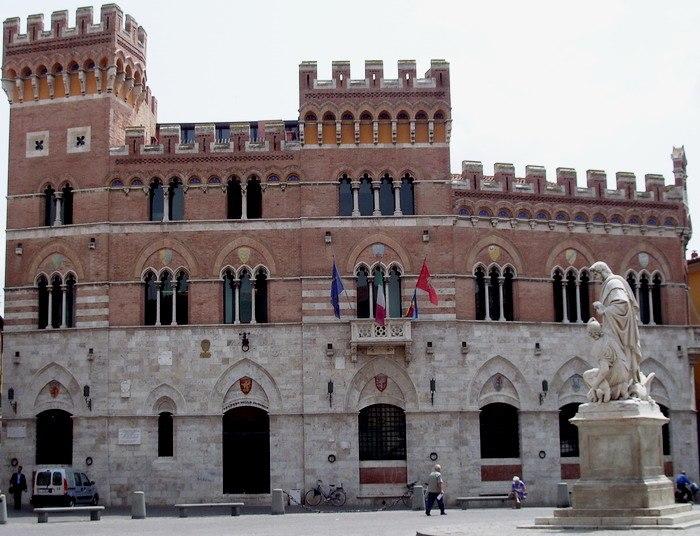 Palazzo Aldobrandeschi (Grosseto)