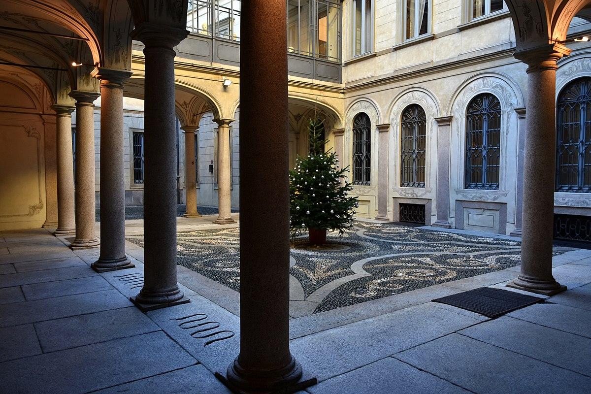 Palazzo morando costume moda immagine wikimilano for Palazzo morando
