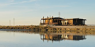 Palo Alto Baylands Nature Preserve - Lucy Evans Baylands Nature Interpretive Center