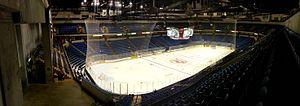 Mohegan Sun Arena at Casey Plaza -  Panoramic View