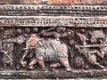 Pancharatna Gobinda Temple in Puthia, detail 01.jpg