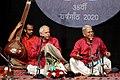 Pandit Rajan Sajan Mishra Performing at Bharat Bhavan Bhopal 03.jpg