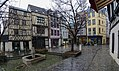 Panorama of Half-timber houses - The Old Town of Rouen (30865170306).jpg