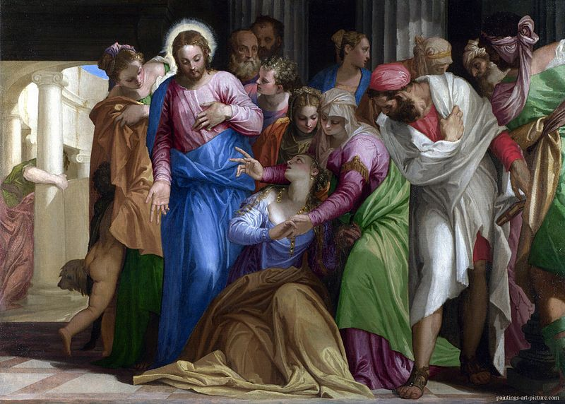 File:Paolo Veronese - Conversion of Mary Magdalene - WGA24761.jpg