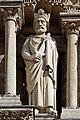 Paris - Cathédrale Notre-Dame -Galerie des rois - PA00086250 - 027.jpg