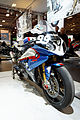Paris - Salon de la moto 2011 - BMW - S1000 RR Team BMW Motorrad France - 002.jpg