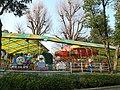 Park front of ueno zoo -上野動物園前遊園地 - panoramio.jpg