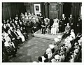 Parliament Publicity Caption Opening of Parliament by the Governor-General, Sir David Beattie Photographer Not identified.jpg