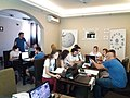 Participants of Edu Wiki camp in Serbia 2017 02.jpg