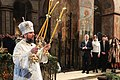 Participation of the President of Ukraine in the festive Christmas liturgy in Saint Sophia, Kiev 23.jpeg
