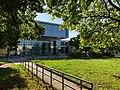 Parvis central du campus de Villetaneuse de l'université Paris 13.jpg