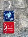 Passeig de Colom- seu de la sgae a Barcelona- cartell.jpg