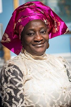 Esther Ibanga - Image: Pastor Esther Ibanga