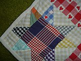 Patchwork check tablecloth corner.jpg