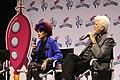 Patricia Quinn & Barry Bostwick RHPS Q&A at Galaxycon Richmond 2019 16.jpg