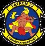 Patrol Squadron 28 (US Navy) insignia 1954.png