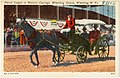 Patrol judges in historic carriage, Wheeling Downs, Wheeling, W. Va (80156).jpg