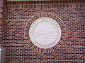 Pearl Mississippi Community Center wall with city seal.jpg