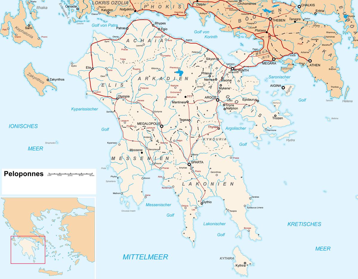 Karte Griechenland Deutsch.Golf Von Korinth Wikipedia