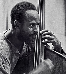 Percy Heath, New York City, June 1977