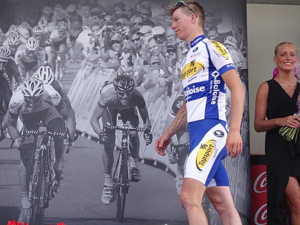 Perwez - Tour de Wallonie, étape 2, 27 juillet 2014, arrivée (D29).JPG