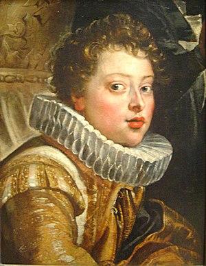 Duchy of Mantua - Vincenzo II  Gonzaga, by Peter Paul Rubens