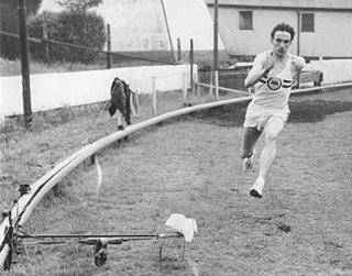 Peter Radford British sprinter