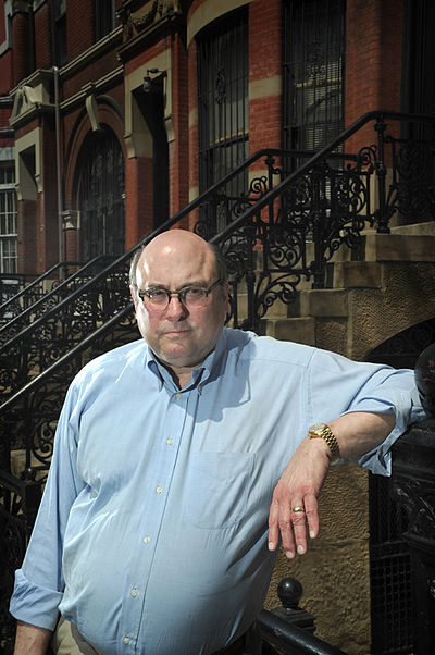 Picture of an author: Peter Straub