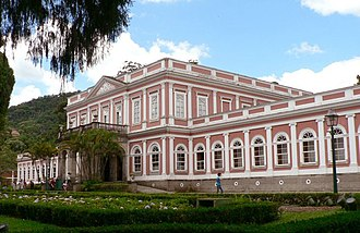 Imperial Museum of Brazil - Image: Petropolis Museu Imperial 1 CCBYSA