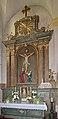 Pfarrkirche Marbach an der Donau - left side altar 01.jpg