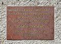 Pfarrkirche hl. Johannes d.T. Golling - plaque for Josef Mohr.jpg