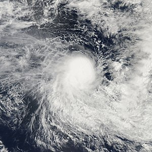 2004–05 Australian region cyclone season - Image: Phoebe 3 September 2004