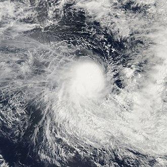 2004–05 Australian region cyclone season - Image: Phoebe 3 September 2004