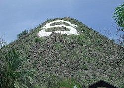 Phoenix-Sunnyslope-Sunnyslope Mountain.JPG