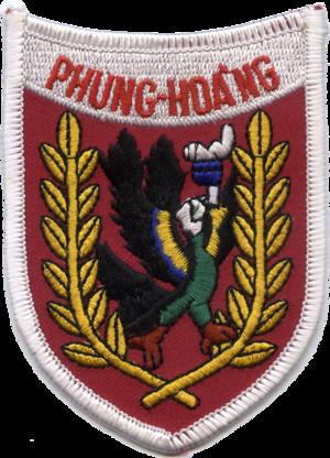 Phoenix Program - Original unissued patch