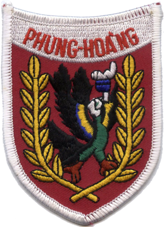 Phoenix Program - Original unissued patch
