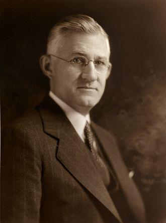 Harland Bartholomew - Photograph of Harland Bartholomew