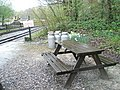 Picnic area near the railway station at Amberley Working Museum - geograph.org.uk - 1245546.jpg