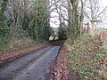 Pict's Lane before its descent down Pict's Hill - geograph.org.uk - 1599836.jpg