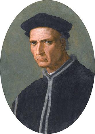 Piero Soderini - Piero Soderini (1450-1522) (Ridolfo del Ghirlandaio)