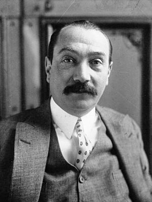 Pierre Forgeot - Pierre Forgeot in 1929