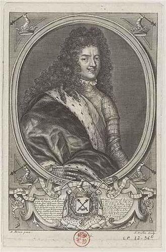 Pierre de Gondi - Pierre de Gondi by Claude Duflos