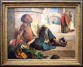 Pierre puvis de chavannes, il mercante di tartarughe (piccolo negro, mercante di tartarughe a venezia), 1854.JPG