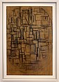 Piet mondrian, impalcatura, studio per tableau III, 1914.jpg