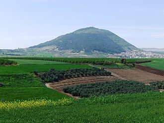 Geography of Israel - Mount Tabor