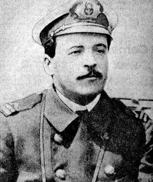 Luis Pardo - Pilot Luis Pardo