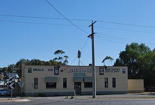 Pine Lodge, Victoria Town in Victoria, Australia