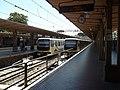 Piramide - Roma - Lido - treno - kolej - railway - ferrovia - tory - ferrocarril (11728794765).jpg
