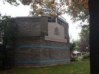 Pitt Meadows - Pitt Meadows Townhall Crest