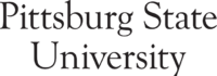Pittsburg State University wordmark.png